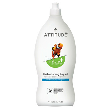 ATTITUDE Nature+ Dishwashing Liquid