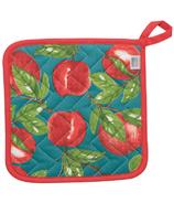 Now Designs Basic Potholders Apple Orchard