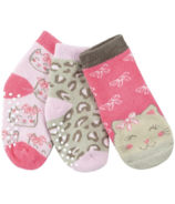 ZOOCCHINI Buddy Baby Socks Set Kallie the Kitty 0-24 Months