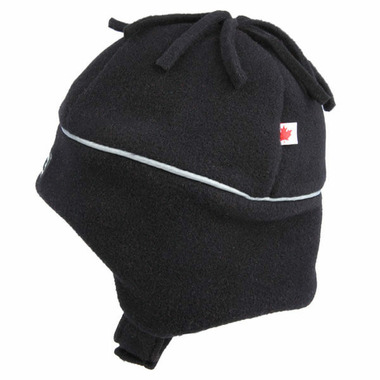 Snug As A Bug Reflective Hat Black