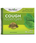 Herbion Cough Lozenges Mint