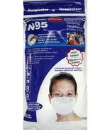 Mansfield N95 Fold-Flat Respirator