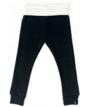 Today's Modern Bebe Child Joggers Black
