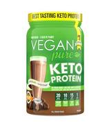Vegan Pure Keto Protein Chocolate