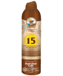 Australian Gold SPF 15 Continuous Spray Sunscreen with Instant Bronzer