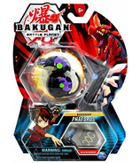 Bakugan Phaedrus Collectible Action Figure and Trading Card
