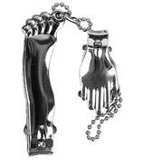 Kikkerland Hand And Foot Nail Clipper Combo