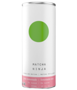 Matcha Ninja Pink Lemonade Sparkling Matcha