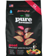 Grandma Lucy's Pureformance Goat Freeze-Dried Grain-Free Dog Food