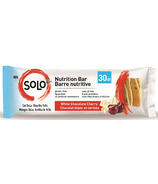 SoLo Gi White Chocolate Cherry Nutrition Bars