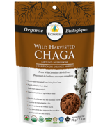 Ecoideas Wild Harvested Chaga Ground Mushroom