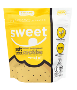 Sweet Nutrition Soft Baked Lemon Poppyseed Cookies