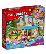 LEGO Juniors Friends Stephanie's Lakeside House