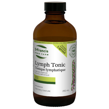 St. Francis Herb Farm Lymph Tonic