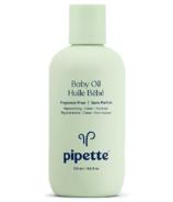 Pipette Baby Oil