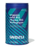 DAVIDsTEA Seasonal Printed Tins Cold 911