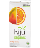 Kiju Organic Mango-Orange Juice