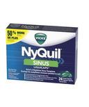 Vicks Nyquil Sinus Liquicaps