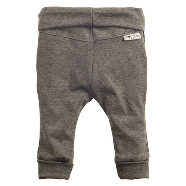Noppies Organic Cotton Trousers Picolo Charcoal