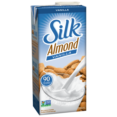 Silk True Almond Vanilla