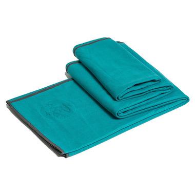Manduka eQua Hold Yoga Mat Towel Veradero
