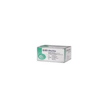 BD Ultra-Fine Insulin Syringes