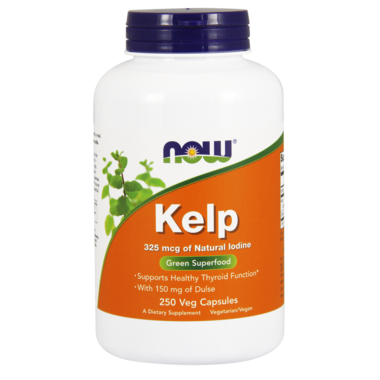 NOW Foods Kelp 400 mg