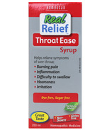 Homeocan Real Relief Throat Ease Syrup