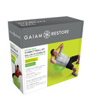 Restore by Gaiam Strong Back Stability Ball Kit
