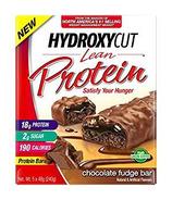 Hydroxycut Lean Bar Protein Chocolate Fudge