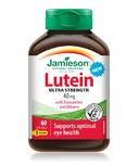 Jamieson Lutein 40mg with Zeaxanthin & Bilberry