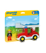Playmobil Ladder Unit Fire Truck