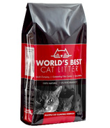 World's Best 100% Natural Cat Litter Multiple Cat Formula