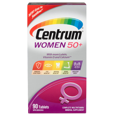 Centrum for Women 50+