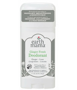 Déodorant Earth Mama Ginger Fresh