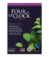 Four O'Clock Peppermint Herbal Tea