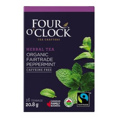 Four O\'Clock Peppermint Herbal Tea