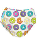 Charlie Banana 2-in-1 Swim Diaper & Training Pant Donuts XL