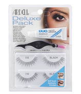 Ardell Deluxe Pack Style 110 False Lashes Kit