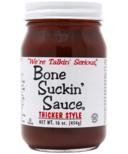 Bone Suckin' Sauce Thicker Style Regular BBQ Sauce