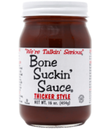 Bone Suckin' Sauce Thicker Style Regular BBQ Sauce
