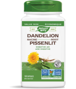 Nature's Way Dandelion Root Value Size