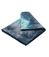 Manduka eQua Hand Towel Storm Hand Dye