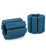 Bala Bangles Classic 1lb Ankle/Wrist Deep Blue