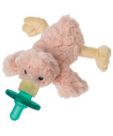 WubbaNub Blush Putty Duck Plush Pacifier