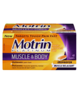 Motrin Platinum Muscle & Corps