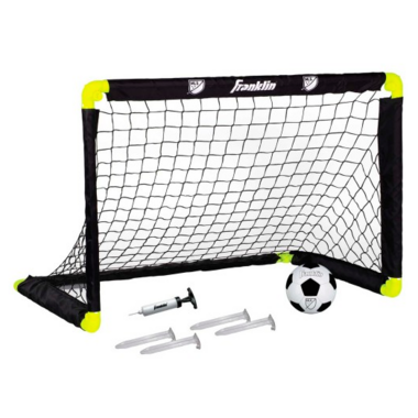 Franklin Sports MLS Insta-Set Soccer Goal and Ball Set