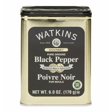 J.R Watkins Pure Ground Black Pepper