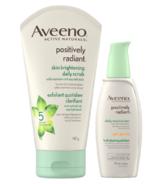Aveeno Positively Radiant Bundle