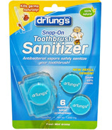 Dr. Tung's Snap-On Toothbrush Sanitizer